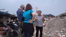 Müllkippe in Tangerang, Indonesien Sugianto Tandio