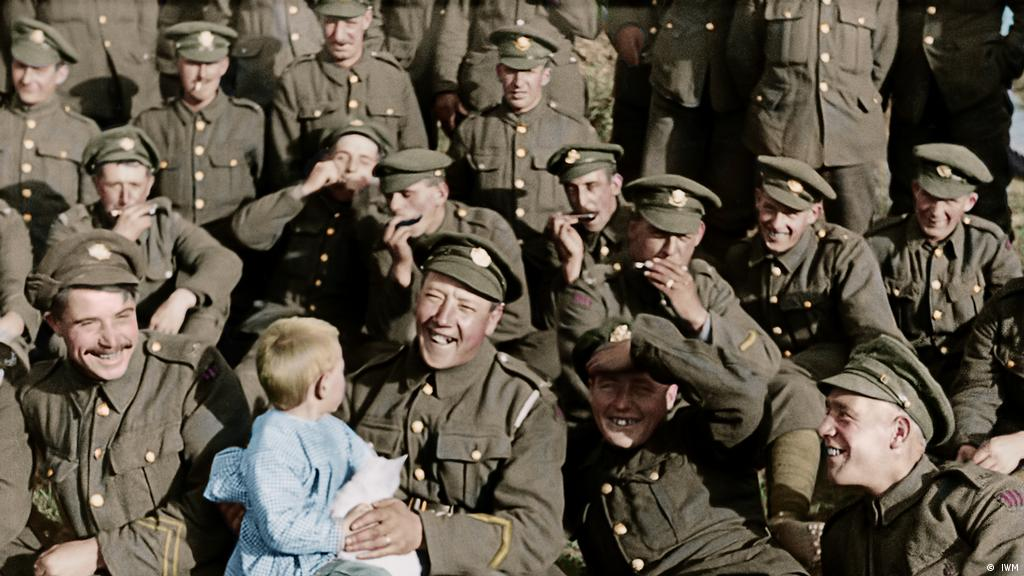 The First World War captured in film | Film | DW | 05 11 2018