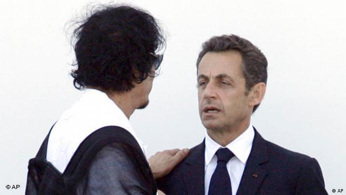 Les Principaux Acteurs De L Affaire Sarkozy Tous Les Contenus Dw 23 03 2018