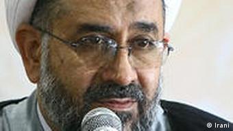 حیدر مصلحی، وزیر اطلاعات و امنیت جمهوری اسلامی
