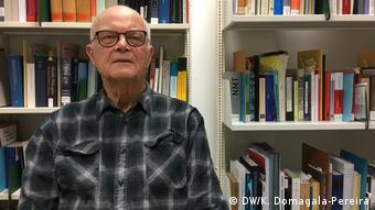 O Γερμανός γιατρός και ιστορικός Καρλ Χάιντς Ροτ