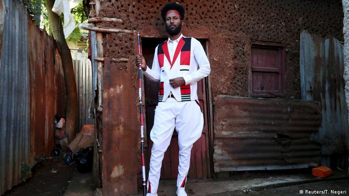 Äthiopien neuer politischer Führer ist auf Unterstützung der Jugend angewiesen
