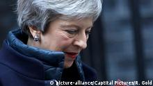 UK Theresa May (picture-alliance/Captital Pictures/R. Gold)