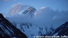 K2 Pakistan Berg Himalaja