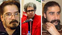 Bildkombo Iran Verband der iranischen Schriftsteller