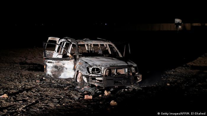 Ägypten   Anschlag auf koptische Christen in Al-Minya