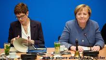 Berlin Klausur der CDU-Spitze