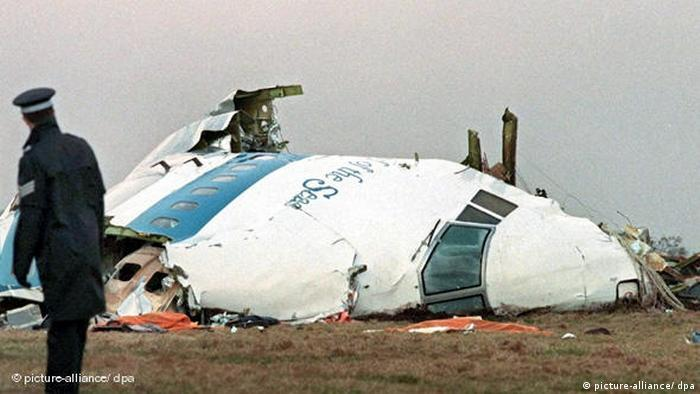 Lockerbie Absturz (picture-alliance/ dpa)
