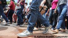 Brasilien Aufnahmeprüfung Enem