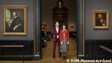 Österreich Wes Anderson and Juman Malouf Ausstellung in Wien (KHM-Museumsverband)