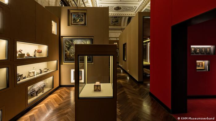 Twee in Vienna: Wes Anderson and Juman Malouf curate art