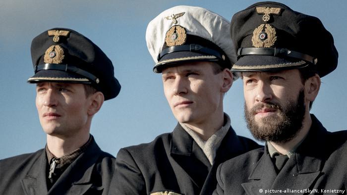 Filmszene TV-Serie Das Boot (picture-alliance/Sky/N. Konietzny)