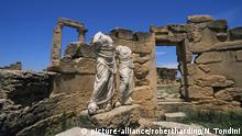 Libyen Kyrene Dymitra Sanctuary