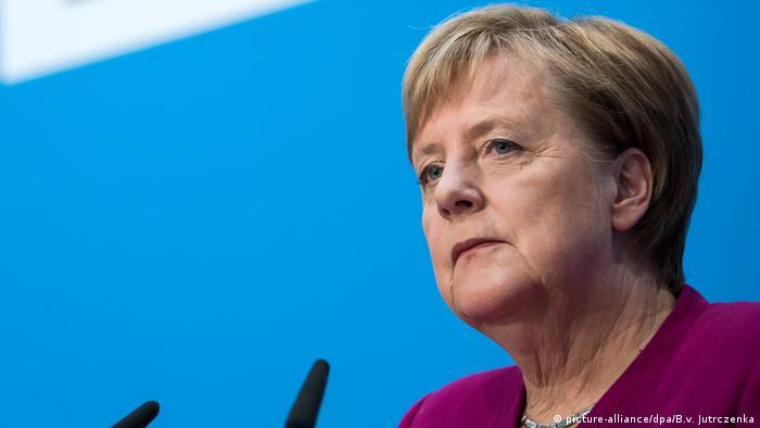 Deutschland Berlin | Angela Merkel, Bundeskanzlerin