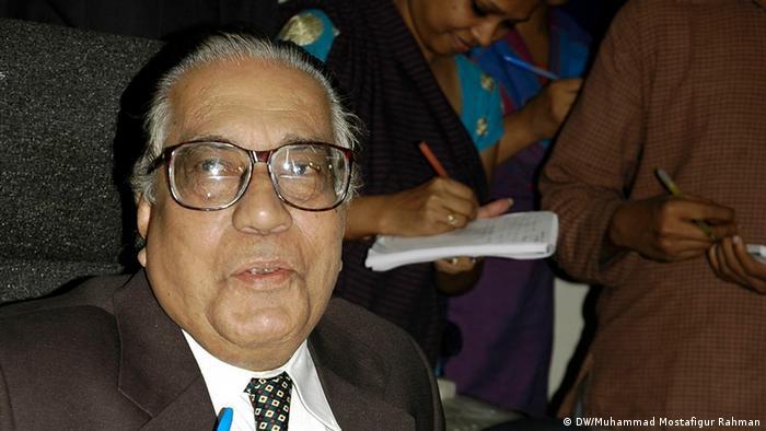 Bangladesch Wahlkommision M A Aziz