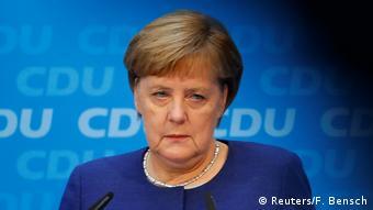 PK Angela Merkel Abschluss Klausurtagung CDU-Bundesvorstand