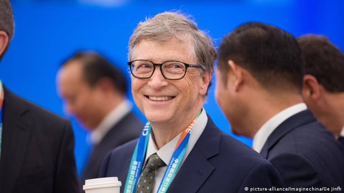 How many billions would Bill Gates be missing if his taxes went up?