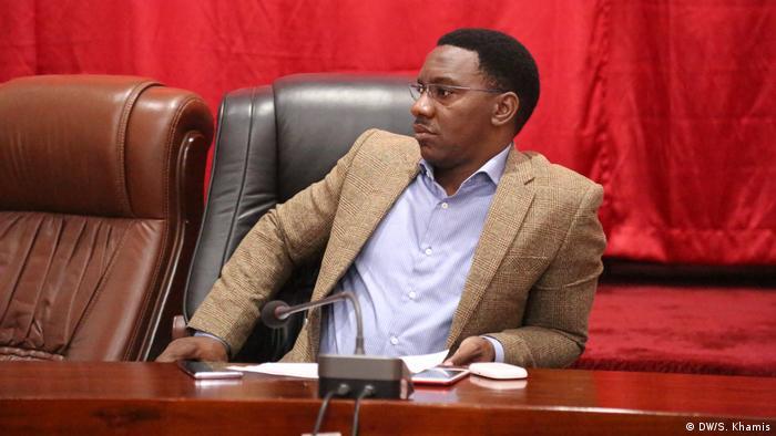 Tansania Daressalam Paul Makonda