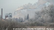 Polen Stettin Smog