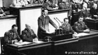 Hitlerov govor u Berlinu, 01.09.1939.
