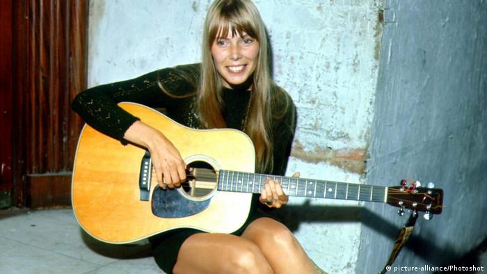 Joni Mitchell (picture-alliance/Photoshot)