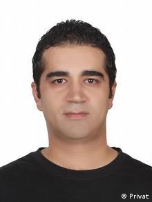 Arash Azarmi iranischer Wirtschaftsexperte