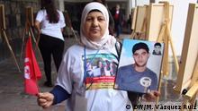 Mexiko Gipfel Mütter von verschwundenen Personen   Fatma Kasraoui