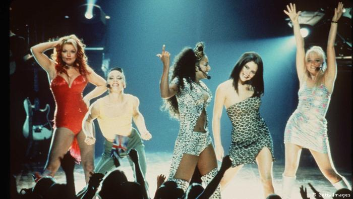 The Spice Girls 1997 (Getty Images)