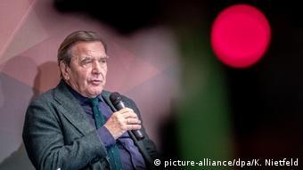 Berlin Podiumsdiskussion: Das rot-grüne Projekt Schröder
