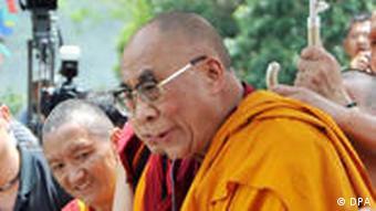 Dalai Lama in Taiwan