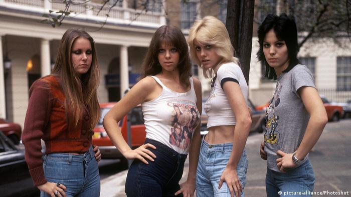 Band - The Runaways (picture-alliance/Photoshot)