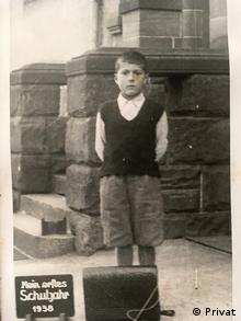 Franz Steiner 1938 (Private photo)
