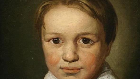 Portret trzynastoletniego Beethovena z ok. 1783 r.