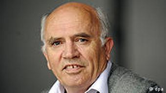Bosnian peace activist Zdravko Marjanovic