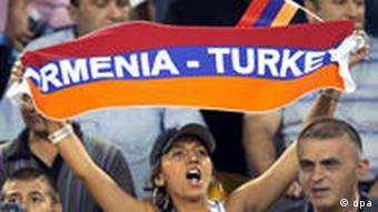 Symbolbild Beziehungen Armenien Türkei