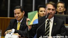 Brasilien Bolsonaro 30 Jahre Verfassung Barsiliens