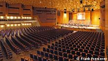 Beethovenhalle Konzertsaal Copyright: Frank Fremerey
