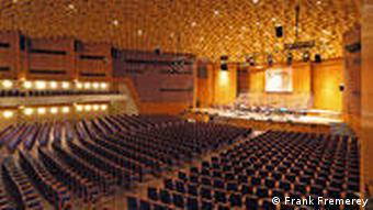 Beethovenfest 2009: Beethovenhalle Konzertsaal