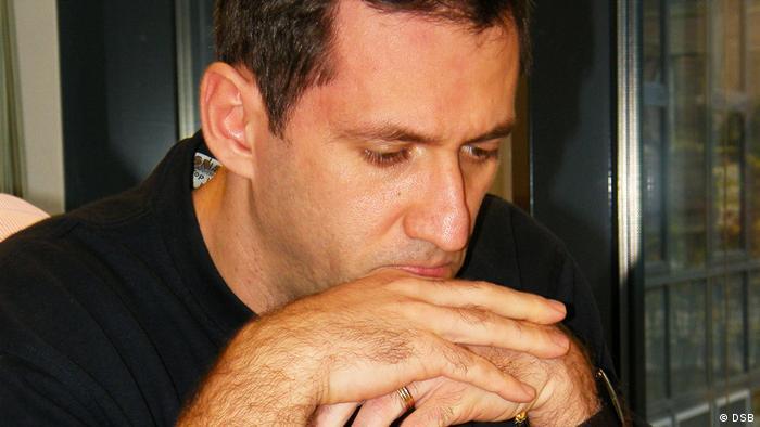 Schach Bundestrainer Dorian Rogozenco