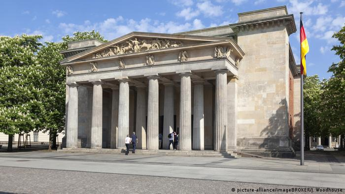 Deutschland Neue Wache in Berlin (picture-alliance/imageBROKER/J. Woodhouse)