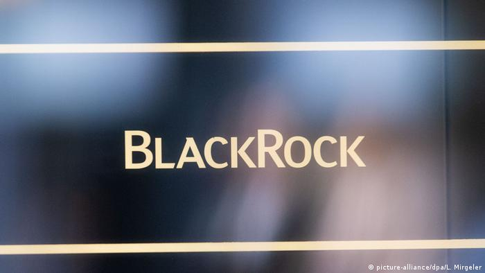 German police raid BlackRock offices