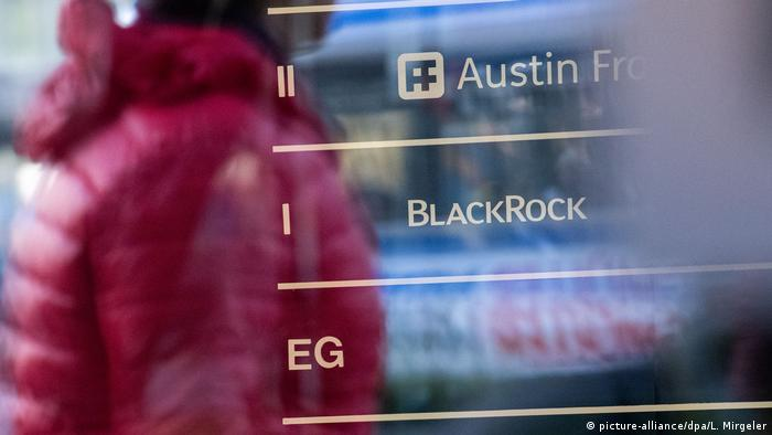 München Razzia bei Vermögensverwalter BlackRock