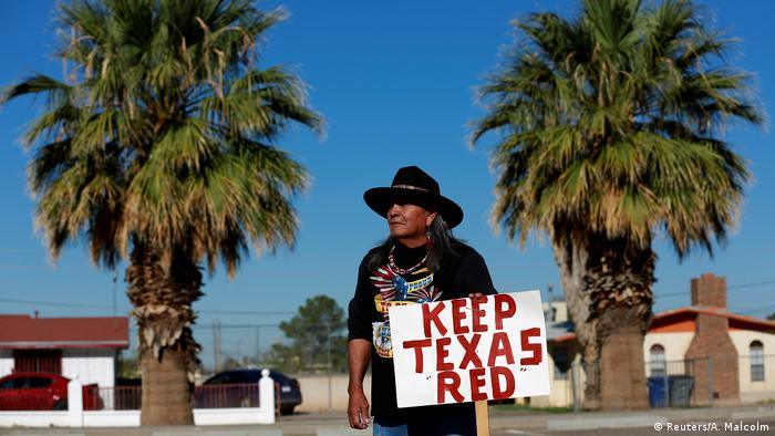 USA Midterm Elections 2018 in El Paso (Reuters/A. Malcolm)