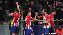 Champions League 2018 | Atletico Madrid v Borussia Dortmund