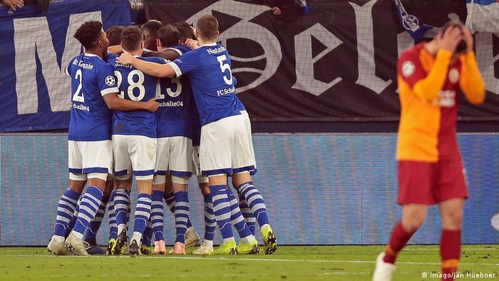 Champions League 2018 | Schalke 04 v Galatasaray (Imago/Jan Huebner)