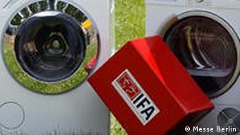 IFA 2009 Unterhaltungselektronik und Haushaltsgeräte vereint