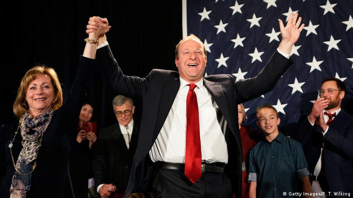 USA Demokratischer Gouverneurskandidat Jared Polis (Getty Images/R. T. Wilking)