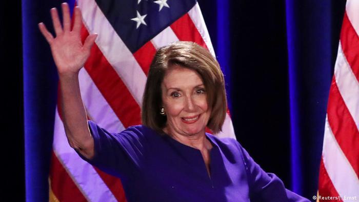 Nancy Pelosi (Reuters/J. Ernst)