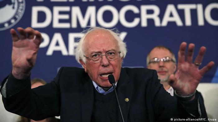 BeHace dos años no logró la candidatura presidencial, pero Bernie Sanders consiguió ahora defender su escaño en el Senado. Sanders, de 77 años, se impuso en Vermont.
