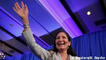 Bildergalerie US Wahlen Sieger und Verlierer Deb Haaland